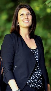 Photographie de Noémie OFFENBURGER - Directrice France de Mobil Elasto