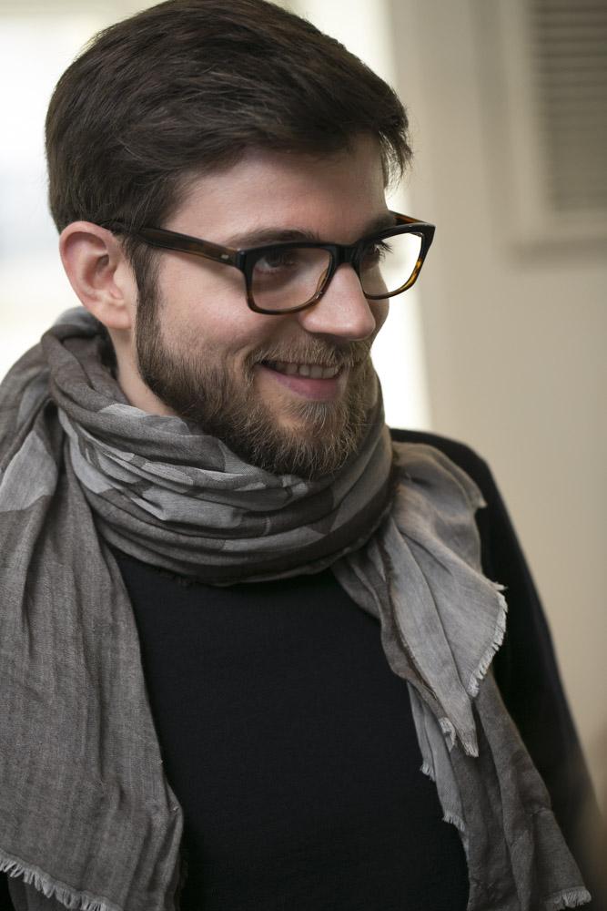 Photographie de Arnaud FROMM - Chef de Produit Développement chez Louis Vuitton
