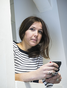 Mathilde Seyller - e-Business Manager - SNTM