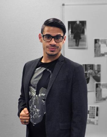 Christophe Dijoux, ancien élève ISTA, aujourd'hui Directeur artistique chez RKF Luxury Linen