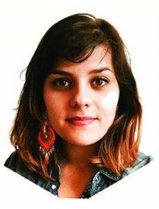 Zoé Oberling - Gérante boutique prêt-à-porter